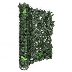 Fency Dark Leaf Sichtschutzzaun Windschutz 300x100 cm dunkelgrün Mix