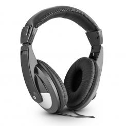 SH120 DJ-Kopfhörer 105 dB Kunstleder 2m Kabel inkl. Adapter