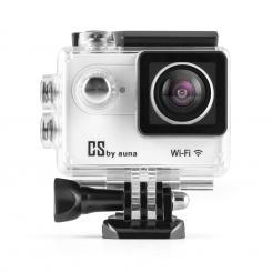 ProExtrem Plus Action-Kamera WiFi 4K 12MP 120fps HDMI Akku Unterwasser weiß
