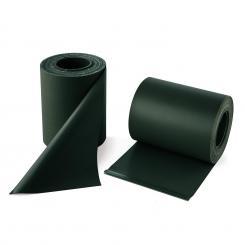 Pureview Sichtschutz PVC 2 Rollen 35m x 19cm 60 Klemmschienen grün