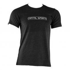 Trainings-T-Shirt für Männer Size L Schwarz Schwarz | L