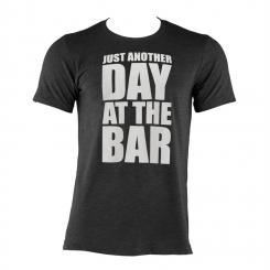 Trainings-T-Shirt für Männer Size XL Schwarz Schwarz   XL
