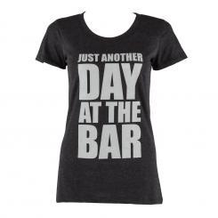 Trainings-T-Shirt für Frauen Size S Schwarz Schwarz | S