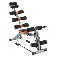 Sixish Core Bauchtrainer Body Trainer orange/schwarz Orange