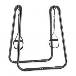 Paarafit Push Up Stand Dip-Ständer inkl. Schlingentrainer schwarz