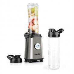 Tuttifrutti Mini-Mixer 350 W 800 ml Kreuzklingen BPA-frei metallic Silber