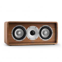 Retrospective 1979 C - Zwei-Wege-Center-Lautsprecher walnuss