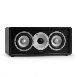 Retrospective 1979 C - Zwei-Wege-Center-Lautsprecher schwarz