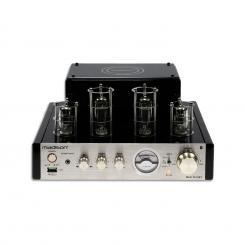 MAD-TA10BT Röhrenverstärker 2x25W RMS Bluetooth USB Line