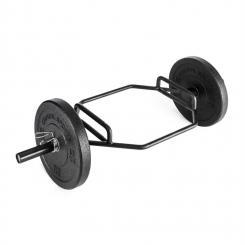 Beastbar Hex-Bar Hantelstange Deadliftbar tricepsbar 300kg max.