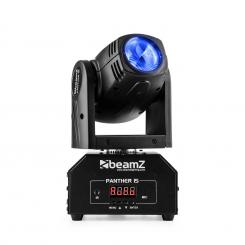 Panther 15 Pocket Moving Head Spot 4-in-1 CREE LEDs 10 W