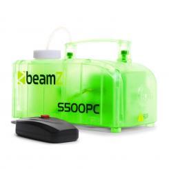 S500PC Nebelmaschine RGB LEDs 500 W inkl. Nebelfluid transparent