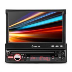 "MVD-310 Autoradio 17,8cm (7"")-Touchscreen Bluetooth USB SD UKW Front-AV"