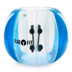 Bubball AB Bubble Ball Blasen-Fußball Erwachsene 120x150 EN71P PVC blau