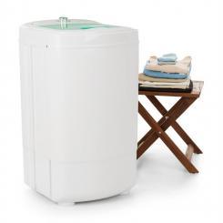 Wirbelwind Wäscheschleuder 8kg 250W 1350U/min Camping Wäschetrockner
