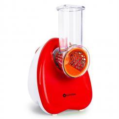 Red-Salsa Food Slicer elektrische Raspel- und Schneidemaschine 150W