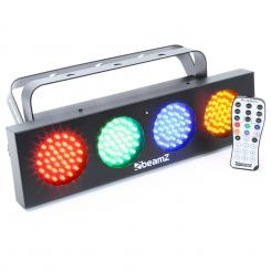 DJ Bank 140 RGBA LEDs
