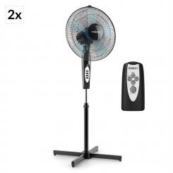 Black Blizzard 2G RC Standventilator 2er-Set 41 cm (16'') 50 W