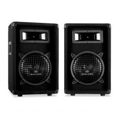 "PW-0822 Box Lautsprecher-Paar 20cm 8"" 600W max."
