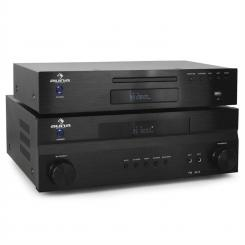 Supreme Tower Surround HiFi Set CD-Player 125W