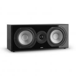 Reference 803 2-Wege-Center-Lautsprecher D'Appolito schwarz Cover schwarz