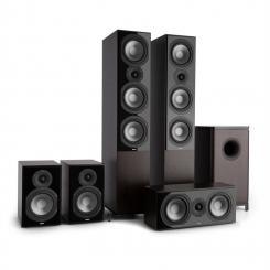 Reference 851 5.1-Soundsystem palisander