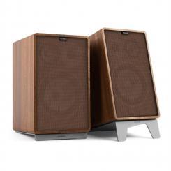 Retrospective 1978 Active - Aktives Lautsprechersystem walnuss Cover braun