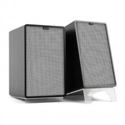 Retrospective 1978 Active - Aktives Lautsprechersystem schwarz Cover grau