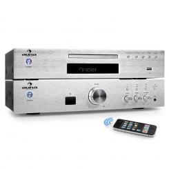 Elegance Tower BT 2.0 HiFi-Set MP3-CD-Player Verstärker 600W