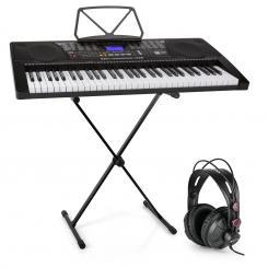 Etude 225 USB Lern-Keyboard mit Kopfhörer und Keyboard-Stand