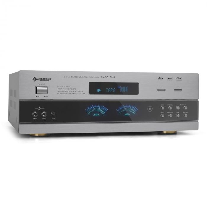 AMP-5100 5.1-Surround-Receiver 1200W Verstärker