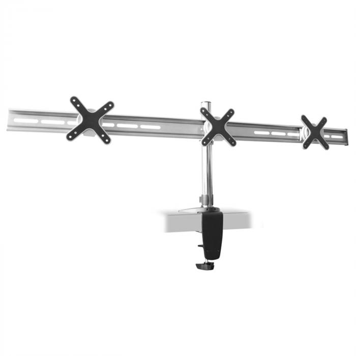 ET01-C03 Tischhalterung für 3 Monitore <3x8kg