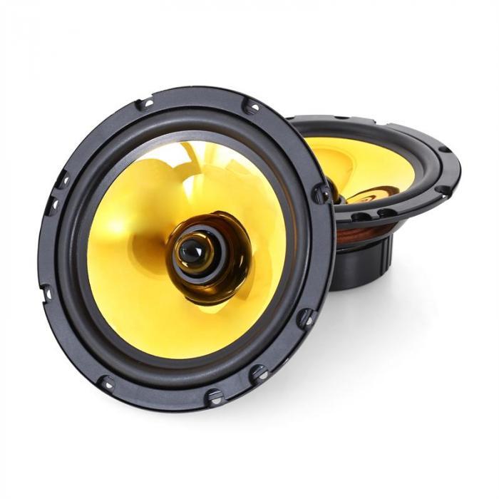 "Goldblaster Auto-Lautsprecher 16,5cm (6,5"") 600W Paar"