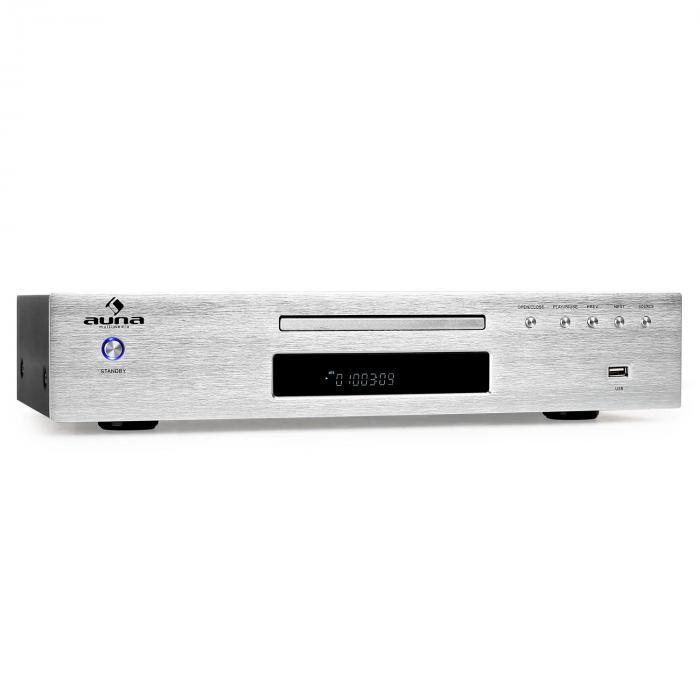 AV2-CD509 MP3-CD-Player Radioreceiver USB MP3