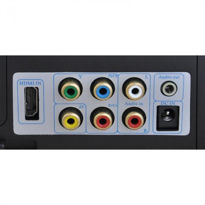 EH3BS LED-Beamer kompakt HDMI