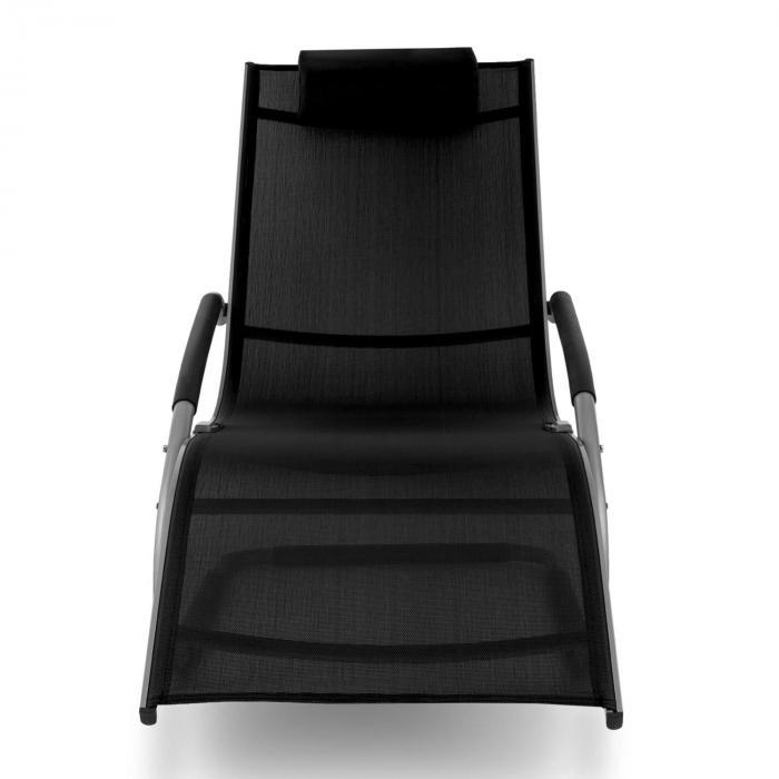 Elektronik star at sunwave gartenliege liegestuhl - Gartenliege ergonomisch ...