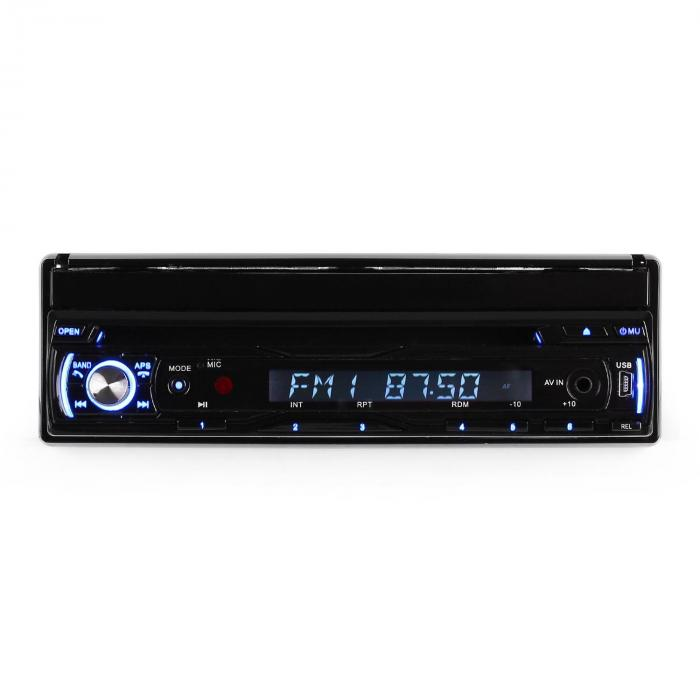DTA90BT Autoradio 18cm Moniceiver 6400W max. Bluetooth DVD