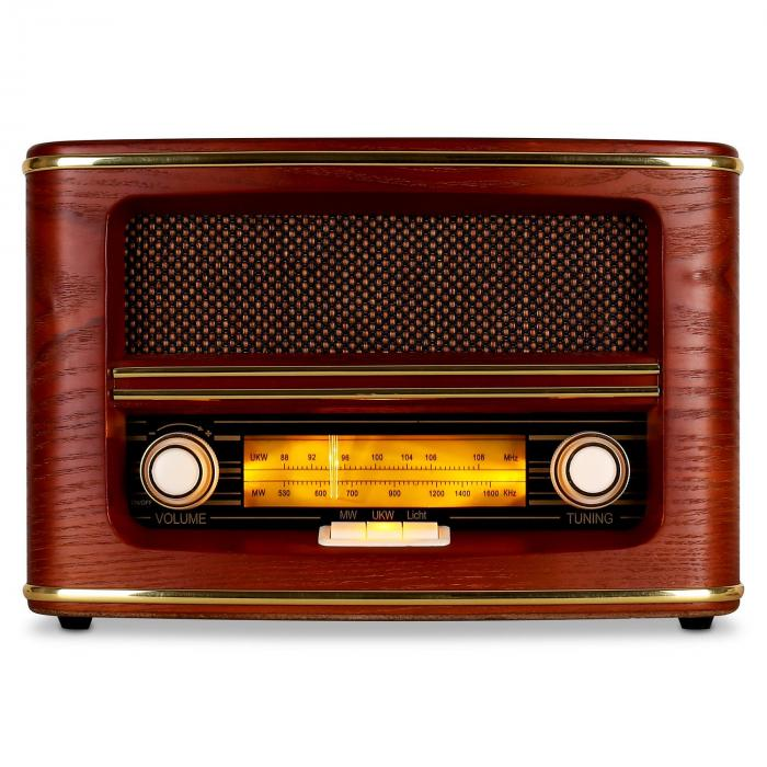 Belle Epoque 1905 Retro-Radio UKW MW