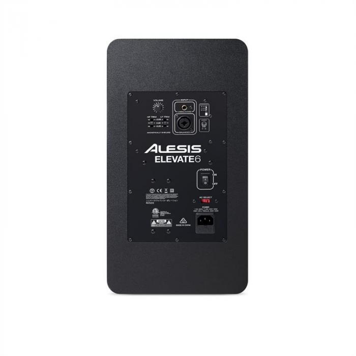 Elevate 6 aktiver Studiomonitor Referenzmonitor