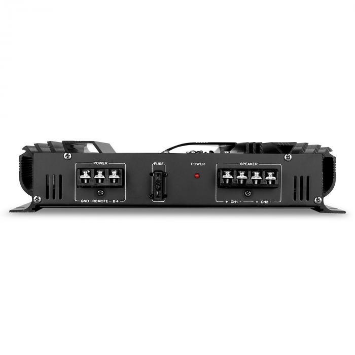 Black Line 220 Car HiFi Set Boxen Endstufe 1400Wmax.