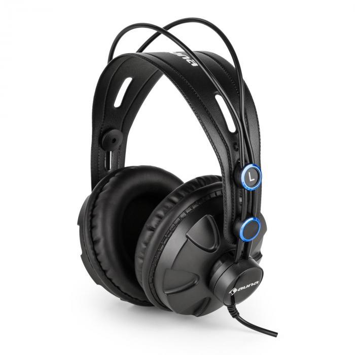 HR-580 Studiokopfhörer Over-Ear-Kopfhörer geschlossen blau