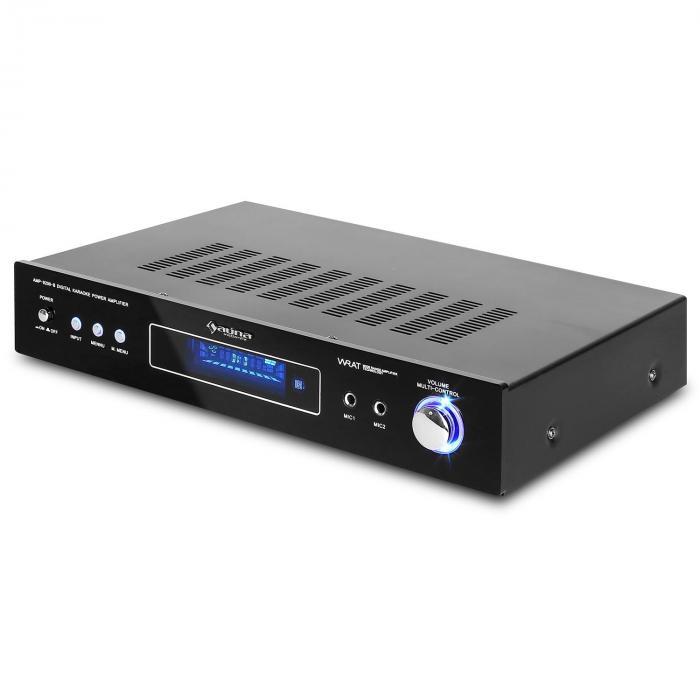 AMP-9200 Surround-Verstärker 600W max. schwarz