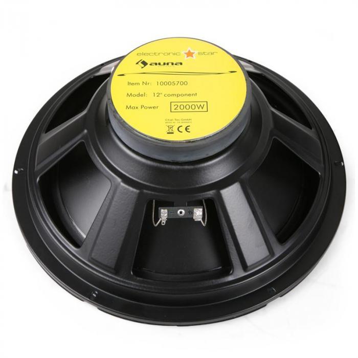 CS-Comp-12 Car-HiFi-Lautsprecher 8000W