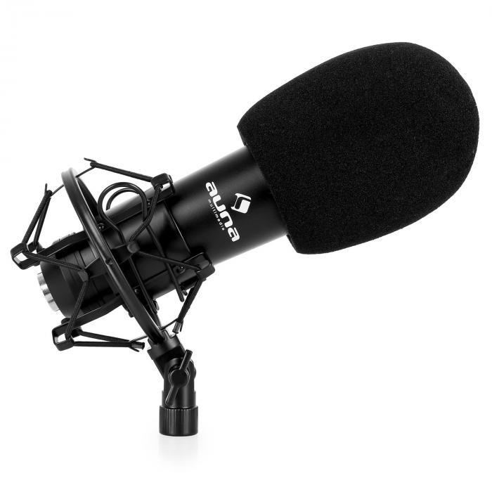CM003 Kondensator Mikrofon XLR Spinne