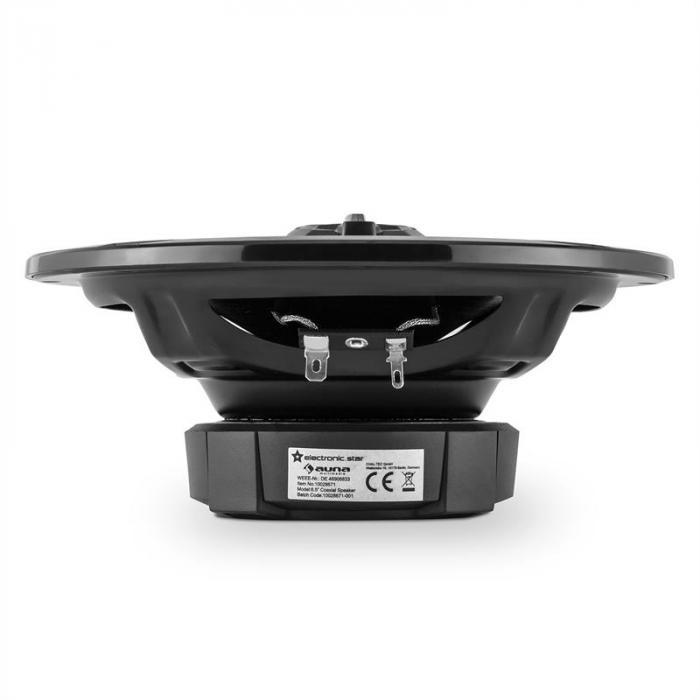 "CS416 4-Wege-Koaxial-Lautsprecher 16,5cm (6,5"") 120W Karbon Bronze"