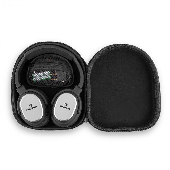 BNC-10 Kopfhörer aktive Noise Cancelling Bluetooth 4.1 Hardcase Akku