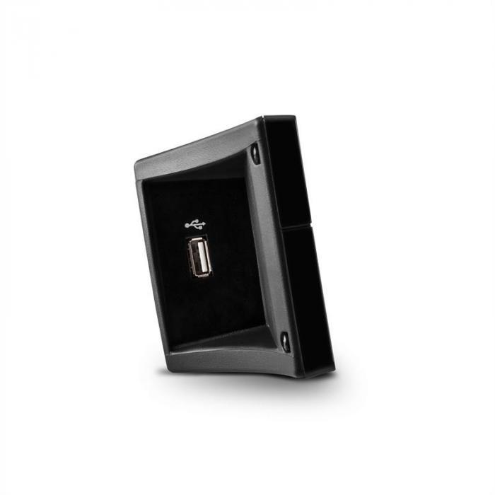 Areal Bar 460 2.1 Soundbar mit Subwoofer 120W max. Bluetooth USB AUX SRS