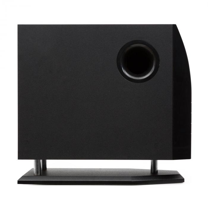 Areal 525 BK 5.1 aktives Surround Boxen Lautsprecher Set 125 Watt RMS